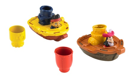 Fisher-Price Jakes or Hooks Pirate Cruiser Bath Toy
