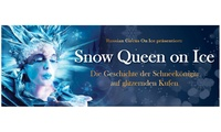 """2 Tickets für die Neuinszenierung """"Snow Queen on Ice"""" im Januar 2017 in Hamburg und Berlin (bis zu 32% sparen)"""