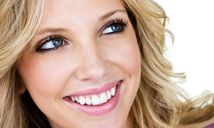 One or Two Porcelain Dental Crowns at Las Vegas Center for Cosmetic Dentistry (Up to 55% Off)