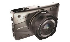 Caméra grand angle pour enregistrement vidéo de Manta
