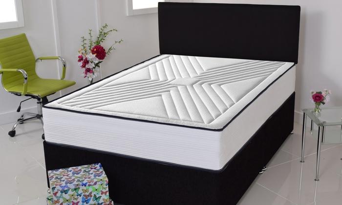 Minster Soft-Touch Memory Foam Mattress