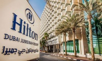 One- or Three-Month Gym Membership with Access to Facilities at The Spa at The Hilton Dubai Jumeirah (Up to 46% Off)