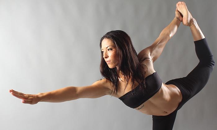 Santa anita hot yoga