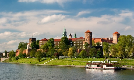 ✈ Krakow: 2, 3 or 4 Nights at Choice of Hotels with Return Flights and Auschwitz Memorial Museum Tour*