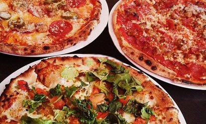 Pizza at 1000 Degrees Neapolitan Pizzeria (Up to 40% Off)