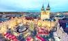 Praag: 4 of 5 dagen kerstshoppen incl. luxe busreis
