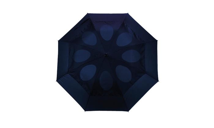 parapluie r sistant au vent groupon. Black Bedroom Furniture Sets. Home Design Ideas