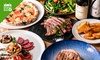 3,500円/名|肉自慢「シバ」のおすすめコース全8品+飲み放題