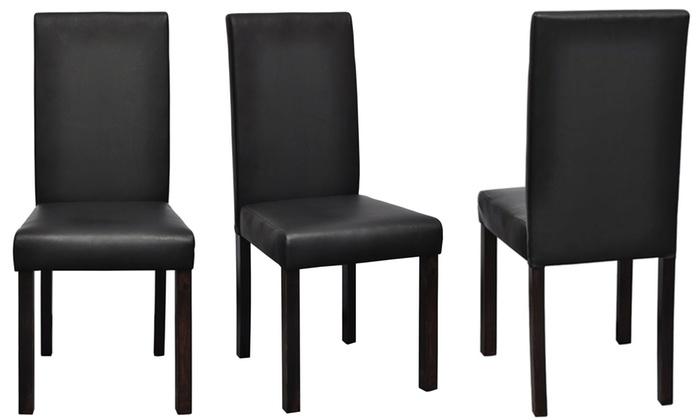 Jusqu\'à 50% Chaises pour salle à manger | Groupon