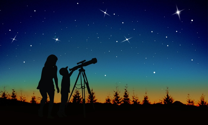 International Star Registry: Cadeau St Valentin: Une étoile baptisée à son nom avec son certificat dès 16,99 € grâce à Star Registry