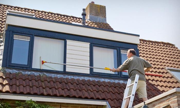 Merry Maids Kalamazoo - Kalamazoo: Window Washing for Up to 15 or 30 Windows from Merry Maids (Up to 76% Off)