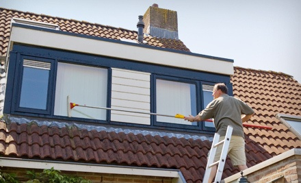 Interior and Exterior Window Washing for Up to 15 Windows - Merry Maids Kalamazoo in