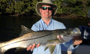 Southern Outdoor Sportsmen: Four- or Six-Hour Fishing Charter for Up to Four with Southern Outdoor Sportsmen (Up to 44% Off)