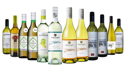 $65 a 12Bottle Christmas White Wine Mixed Case Don't Pay $219