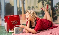 Peggy Sue 1950s Pin-Up Style Makeover and Photoshoot at Peter Frank Photography (57% Off)