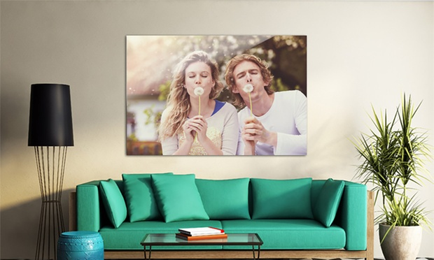 From $9.99 for an Acrylic Print in Choice of Size (Don't Pay up to $89.90)
