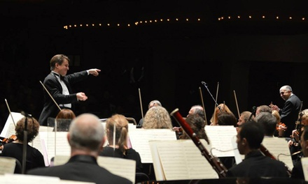 Boston Pops Holiday Concert at Lowell Memorial Auditorium on December 14 at 2 p.m. (Up to 51% Off)