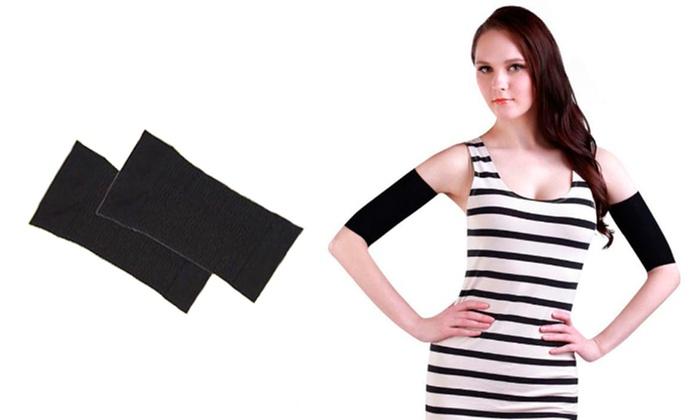 2 fasce modellanti per braccia