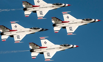 Heart of Texas Airshow for Two at 9 a.m. on March 18 or 19