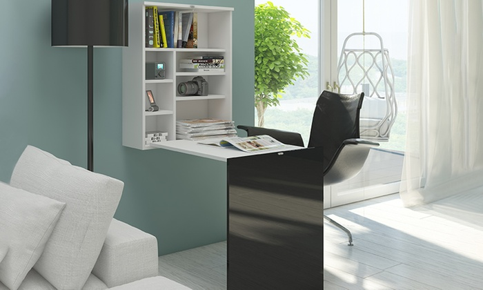 schreibtisch function groupon goods. Black Bedroom Furniture Sets. Home Design Ideas