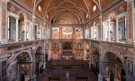 Basilica di san maurizio milano basilica di san - Casa di cura san maurizio canavese ...