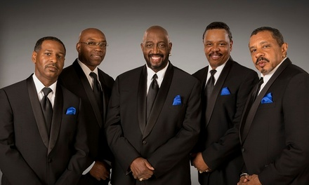 The Legends of Motown with The Temptations, The Four Tops & More on Saturday, July 14, at 7:30 p.m.
