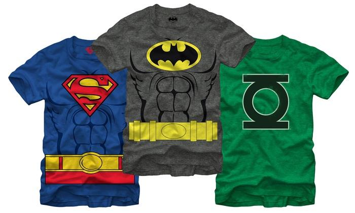 Men's DC Comics Costume Tees