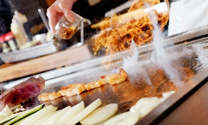 Sensai: Tweegangen Japans lunchmenu voor 2 of 4 personen bij Sensai in Oostende vanaf €19,99