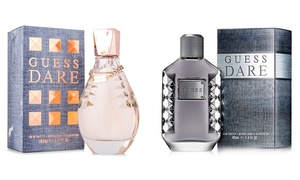 Guess Dare Fragrance for Men or Women (3.4 Fl. Oz.)