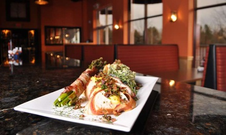 $20 for $30 Worth of American Dinner Food at The Egg Bistro