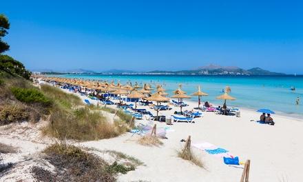 ✈ Voyage Surprise : 4 ou 7 nuits en All Inclusive avec vols A/R de BRU/EIN, à destination dune plage sud européenne