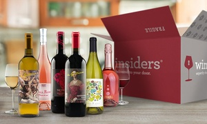 Up to 17% Off Monthly Wine Subscription from Wine Insiders