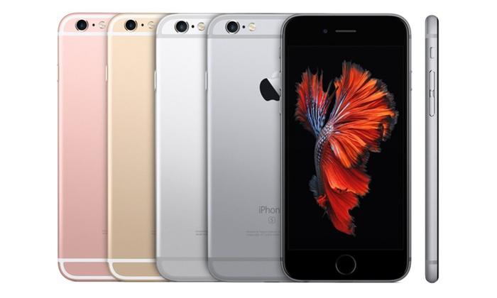 iPhone 6 6S 16-64Go Garantie 1 an   Groupon Shopping 24b05186572f