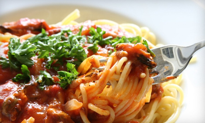 Mama Mia's Italian Eatery - Niagara Falls: $15 for $30 Worth of Italian Food at Mama Mia's Italian Eatery
