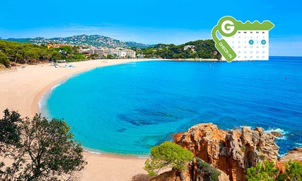 Lloret de Mar: a partir de 3 noches en habitación doble con media pensión o pensión completa en Hotel Gran Garbi Mar 4*
