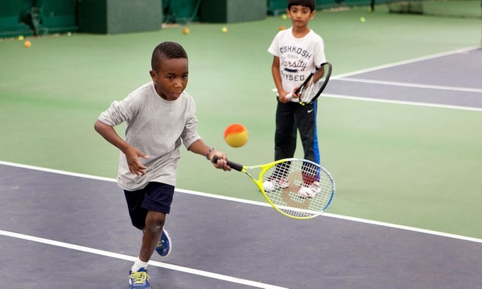 ProsToYou Tennis - Saint Peter's University: $260 for $480 Worth of Tennis Summer Day Camp at ProsToYou Tennis