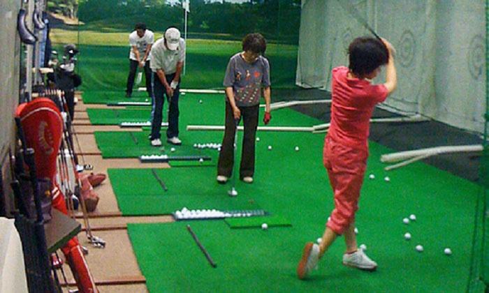 日光ゴルフカレッジ - 大阪市天王寺区: 【最大75%OFF】コツを着実に身につけて、上達を楽しもう≪インドアゴルフレッスン60分/5回分 or 10回分 or 15回分≫手ぶらでOK @日光ゴルフカレッジ