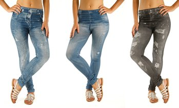 Slimming Effect Jeggings