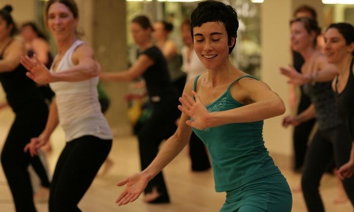 Studio Nia Lincoln - Lincoln: Five Dance-Fitness Classes at Nia Lincoln (67% Off)