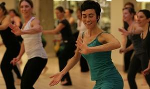 Studio Nia Lincoln: Five Dance-Fitness Classes at Nia Lincoln (67% Off)
