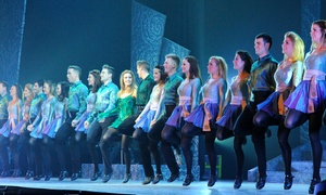 Riverdance: Riverdance on Friday, April 22, at 8 p.m., Saturday, April 23, at 2 p.m. or 8 p.m., or April 24 at 2 p.m. or 7 p.m.