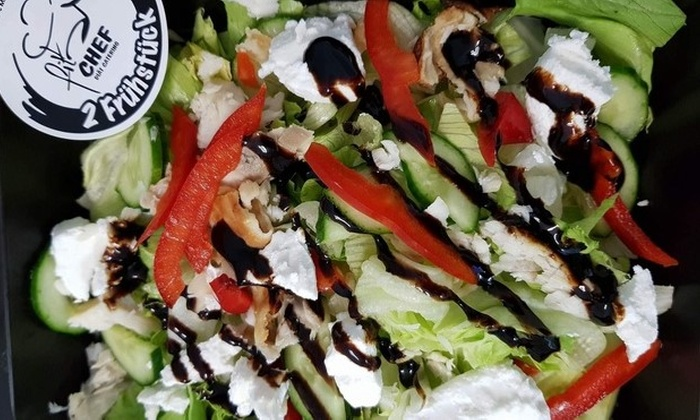 e79f2b82bd Diät-Catering (5-Tage-Lieferung) - Fit Chef - Diät Catering   Groupon