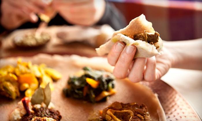 Mesob Pikliz - Northeast Kansas City: $20 Worth of Haitian and Ethiopian Cuisine