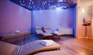 Casa Oliva Ristorante e Spa: Spa di coppia con massaggio da 30 o 60 minuti più cena da Casa Oliva Ristorante e Spa (sconto fino a 53%)