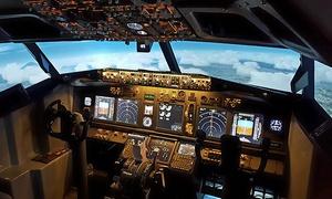 mydays: 30, 60 oder 90 Minuten Simulatorflug in der Boeing B737 bei mydays