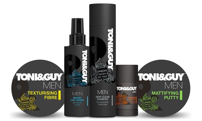 Men Hair Styling Bundle Groupon Goods