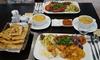 3-Gänge-Lunch-Menü