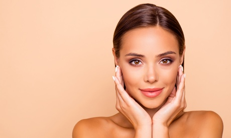 Three or Six Light Therapy Sessions for Face, Neck, and Chest at Before & After Wellness Center (Up to 56%...
