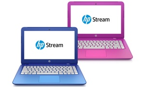 "Hp Stream 11.6"" Notebook Pc W/ 2.16ghz Intel Celeron Processor, 2gb Ram, And 32gb Flash Storage (factory Refurbished)"