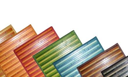 Tappeti in bamboo da 5 99 fino al 52 di sconto - Tappeti in bamboo ...